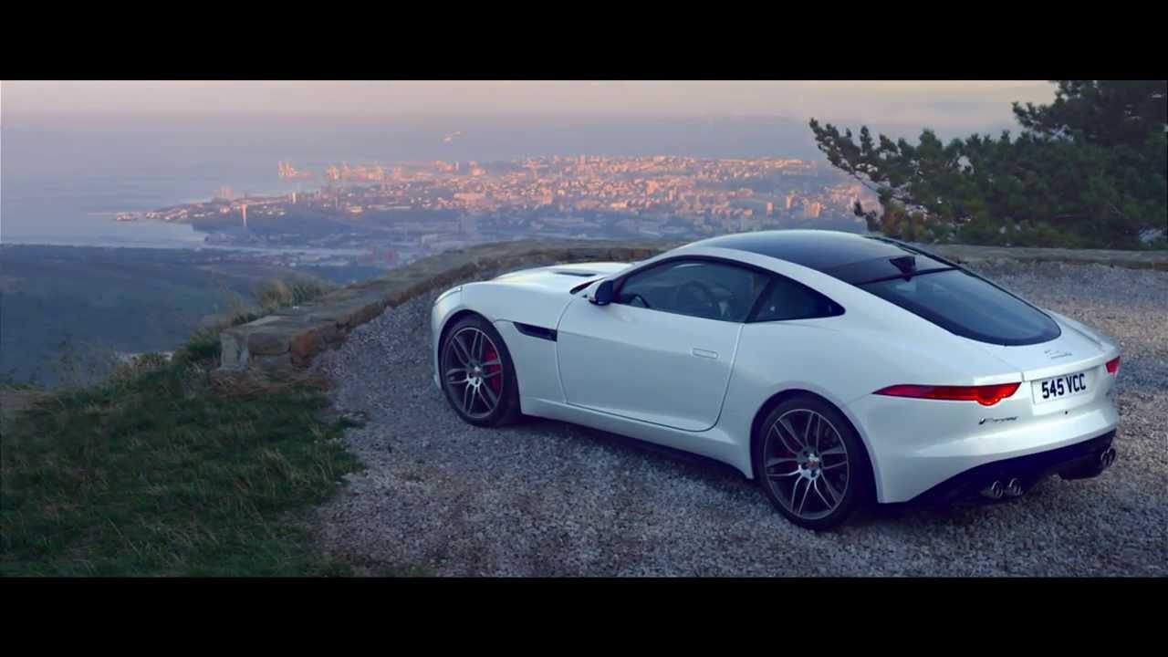 F Type Coupe >> ジャガー Fタイプ クーペ - YouTube