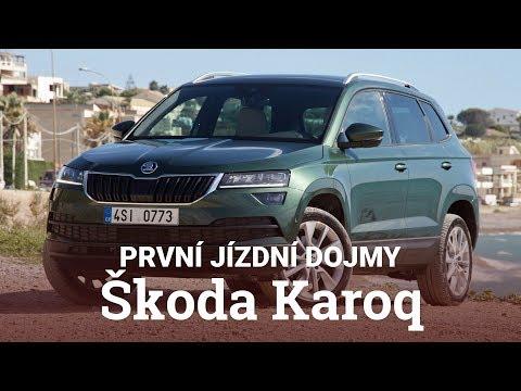 Škoda Karoq (první jízdní dojmy)