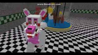 The Mangle Song Roblox.