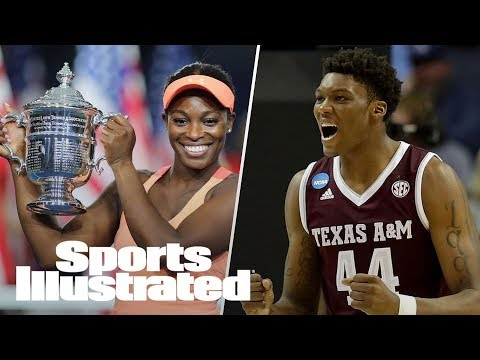 Sloane Stephens On Serena Williams' Comeback, Final Four Predictions | SI NOW | Sports Illustrated
