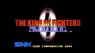 NG The King of Fighters 2000
