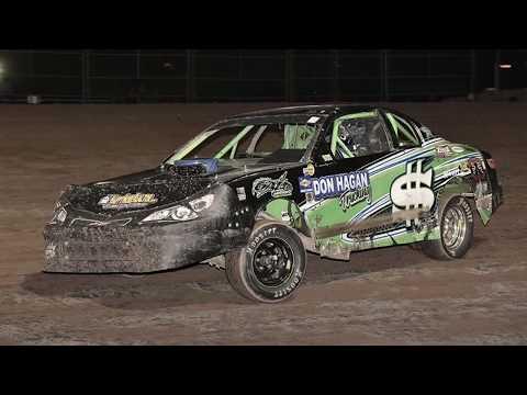 7/20/19 Canyon Speedway Park IMCA Stock Car
