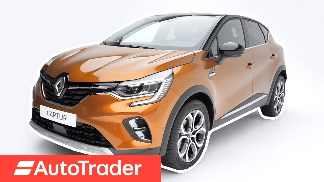 Coming Soon 2019 Renault Captur Auto Trader Uk
