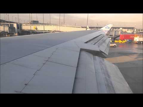 FULL FLIGHT | KLM flight KL612 to Amsterdam