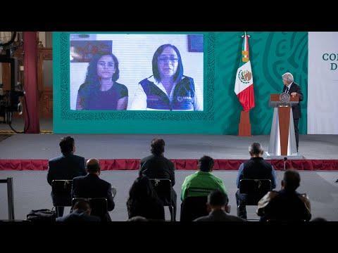 Conferencia de prensa en vivo, desde Palacio Nacional. Viernes 11 de junio 2021   Presidente AMLO
