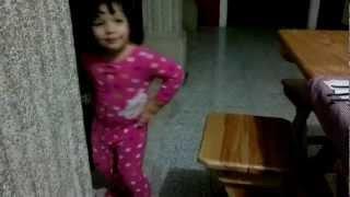 Kruttid mitt hun Camila!