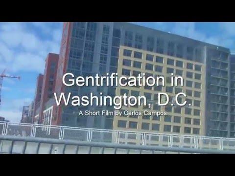 Gentrification in Washington, D.C.