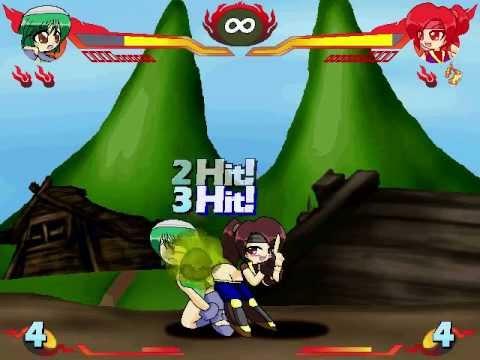 Eight Marbles CPU Battle #48 - Tepet Vs Momoka