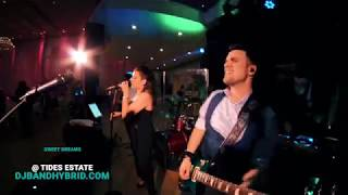 Excel Live - Sweet Dreams - DJ Band Hybrid