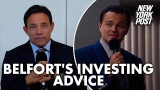 'Wolf of Wall Street' Jordan Belfort has investing advice for the Reddit crowd | New York Post