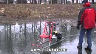 МотоСани ESLA(finsani.ru)