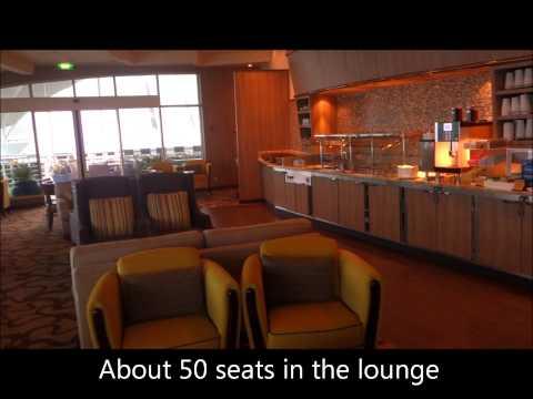 Adventure Of The Seas Royal Caribbean Cruise Ship Diamond Lounge Early Morning