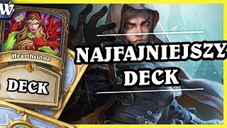 NAJFAJNIEJSZY DECK Z WITCHWOOD!!! - TESS (THIEF) ROGUE - Hearthstone Deck Wild (WW)