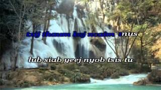 Sudden Rush- Mi Nkauj Hmoob Karaoke
