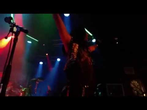 Confess - Bloodstained Highway live at Whisky a go go 2015