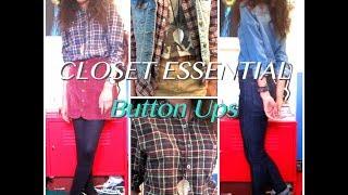 Closet Essential: Button Ups Thumbnail