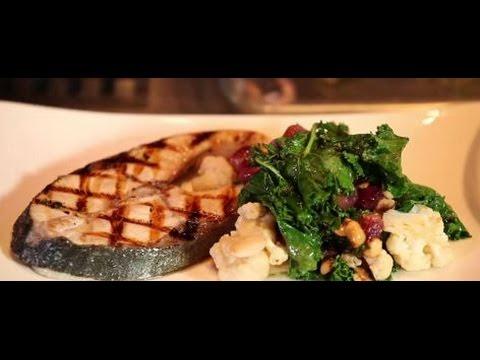 Grilled Hiramasa Kingfish Cutlet Ft Carla Jones