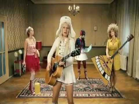 KATZENJAMMER - I Will Dance (When I Walk Away) (official music video)