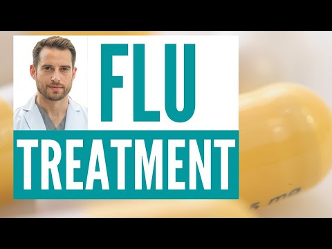 How To Treat The Flu (Influenza)
