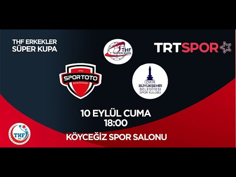 Download SPOR TOTO SK - İZMİR BÜYÜKŞEHİR BLD. GSK     THF SÜPER KUPA   10.09.2021