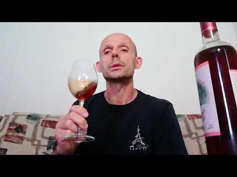 Разговоры о вине 2. Купажное сладкое вино из Новохоперска 2014 года.