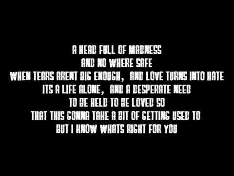 Gary Barlow - Let Me Go (Lyrics Video)