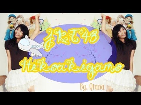 JKT48 - Hikoukigumo Dance Cover