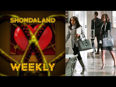 """Viola Davis Produces """"Two Sides"""", TGIT CrossOver & Station 19 Coming Soon  - Shondaland Weekly"""