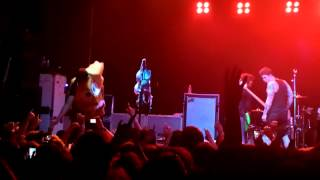 All Time Low-Dear Maria, Count Me In/Outro (Live @ Wescott Theater)
