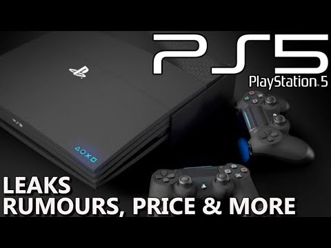 Playstation 5 | Price, Release Date, Specs, Leaks & Rumours | PS5 Rumours