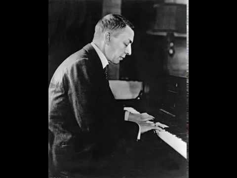 Rachmaninoff Moments Musicaux Op 16