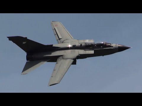 RIAT 2014 Tornado IDS Italian Air Force The Royal International Air Tattoo