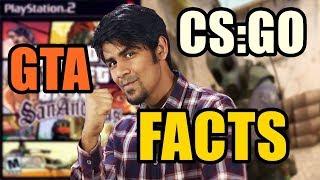Wo Purane Games | GTA SAN & CSGO Facts | Video Games Facts