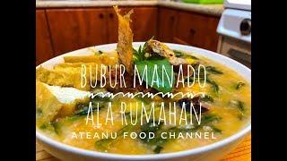 Resep Asli Bubur Manado  Lengkap Dan Sederhana - How To Make Manadonese  Porridg