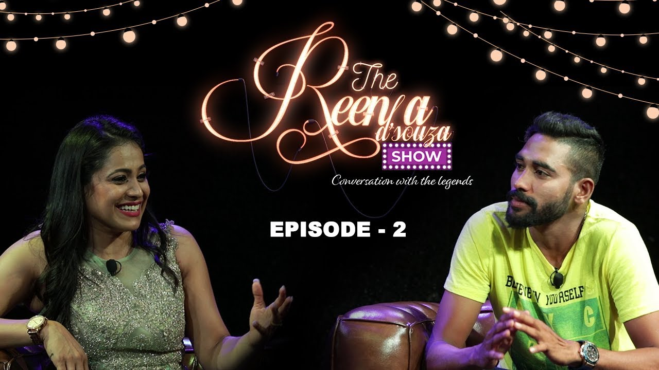 Download CWL S1E2: Cricketer Mohammed Siraj - Part 1| The Reena Dsouza Show