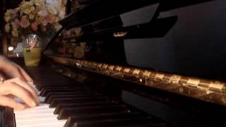 Đi từ phía mưa - Tiên Cookie ( Piano Version )