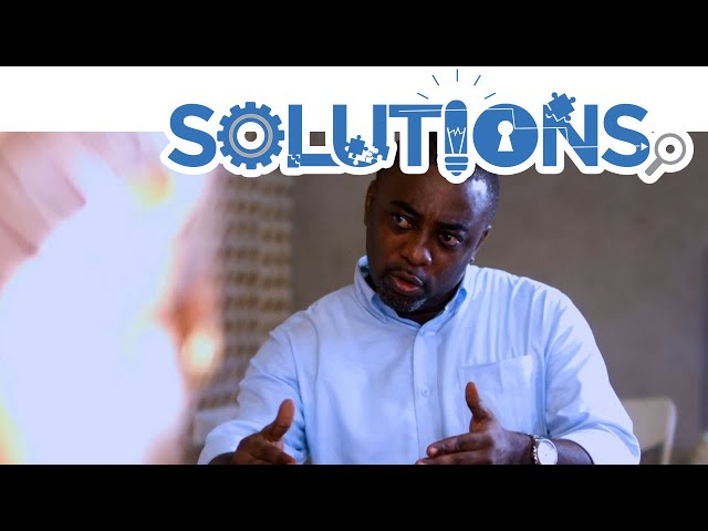 SOLUTIONS S02 E12 CUSTOMER SERVICE & LOVE | TV SERIES GHANA