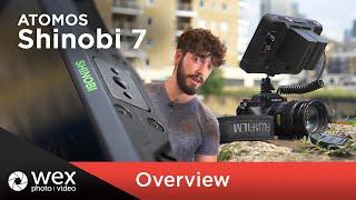 Atomos Shinobi 7 | Bigger and brighter field monitor