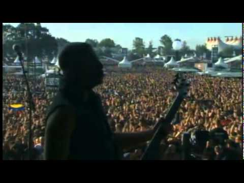 Trivium -  Like Light To The Flies LIVE - WACKEN 2011