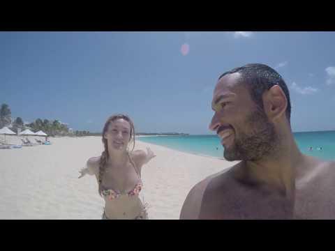 Elie & SaraAnne Travel to...Anguilla!