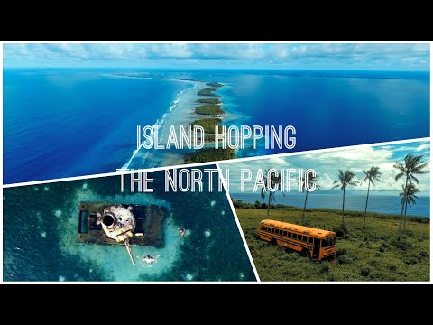 Pacific Islands Trip Guam Rota Saipan Majuro Eneko October 2016