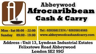 Abbeywood Afro Caribbean Cash And Carry