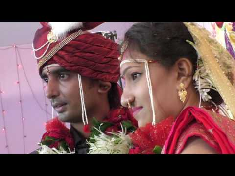 Man Dhaga Dhaga , Marathi Wedding Song