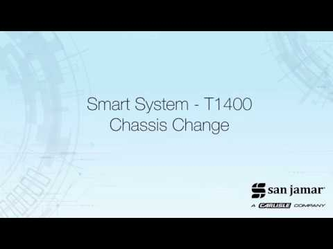 Smart System T1400 - Chassis Change
