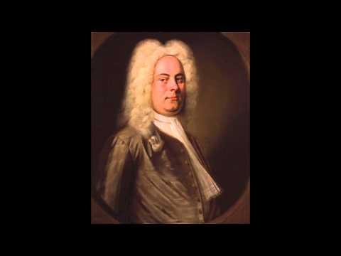 G. F. Haendel - Organ Concertos