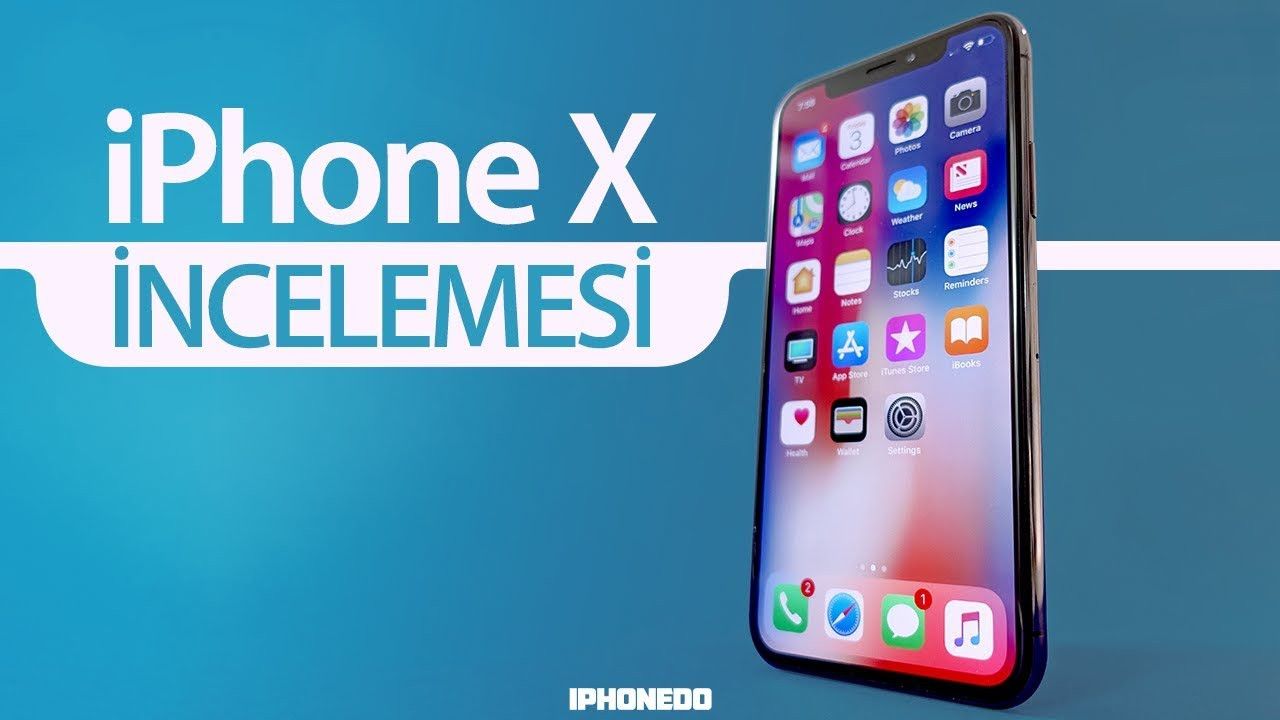 iPHONE X — Apple iPhone X Kaç Lira?