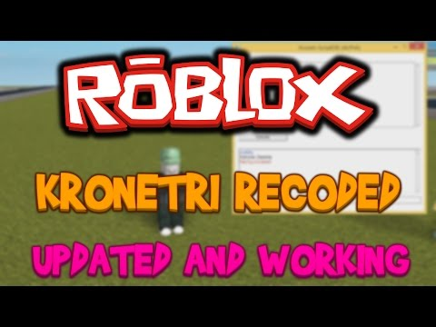 NEW Roblox Hack Script Execution & Commands [Kronetri Recoded Updated]