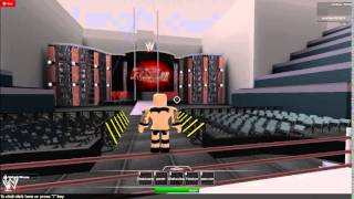 roblox wwe raw 2k14 part 2