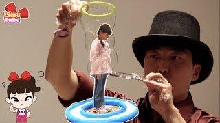 신기한 비눗방울 마술쇼를 보다! 제주여행 어린이 체험 2편  indoor playground for kids