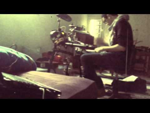 علاء وردي-شَلَمُنْتِي فِلْحال shalamonti fel7al-alaa wardi_drums cover